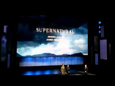 The CW Upfront 2014 [rus subs]