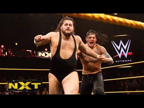Baron Corbin vs. Bull Dempsey - NXT Title No. 1 Contender's Tournament: WWE NXT, January 28, 2015