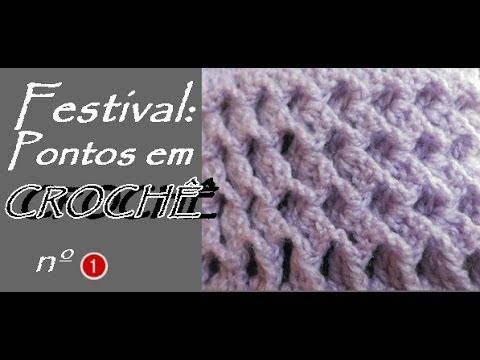 Como fazer tapetes em trapilho com agulha de croche