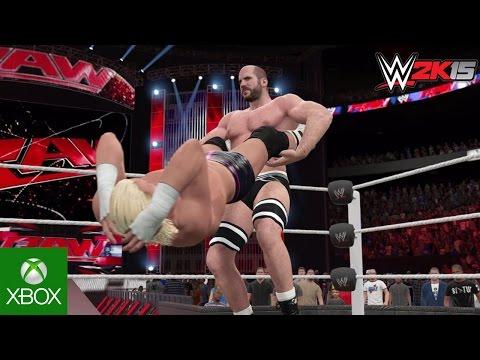 WWE 2K15 Trailer: Feel It