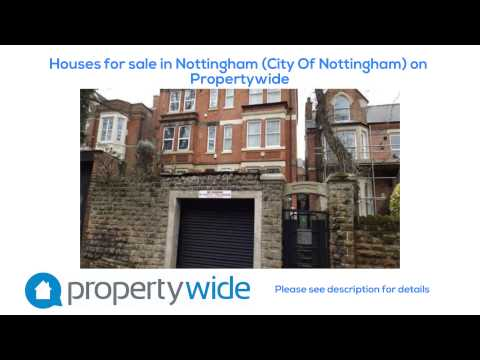 Houses for sale in Nottingham (City Of Nottingham) on Propertywide