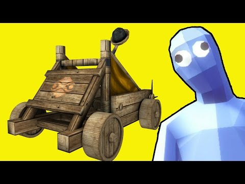 I LOVE CATAPULTS!! - Totally Accurate Battle Simulator (Part 2)
