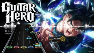 Guitar Hero / Clone Hero - Dragon Ball Super - Ultimate Battle (Megaman X Style Remix)