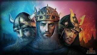 GamePlay Age of Empires 2 HD/ The Conquerous