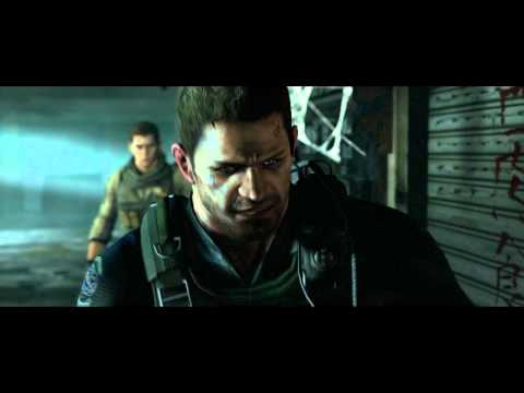 Resident Evil 6 TGS 2012 Trailer
