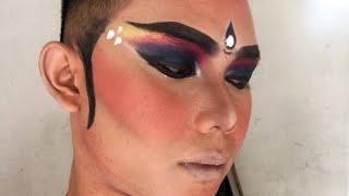 [SIDIKARA MAKEUP OFFICIAL] Balinese Dance Makeup Tuttorial for Men