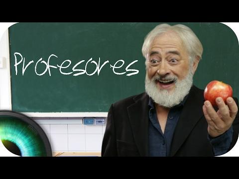 Frese típicas de Profesores