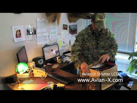 """Inside the Box"" with Gordy Krahn: Avian-X Strutter LCD"