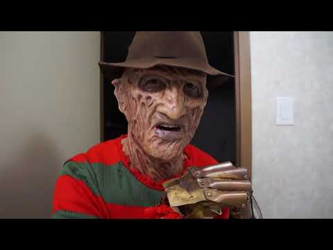 Freddy Krueger Part 2 silicone mask