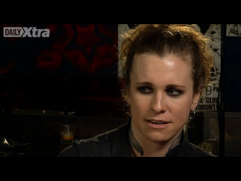 Rock musician Laura Jane Grace on being trans