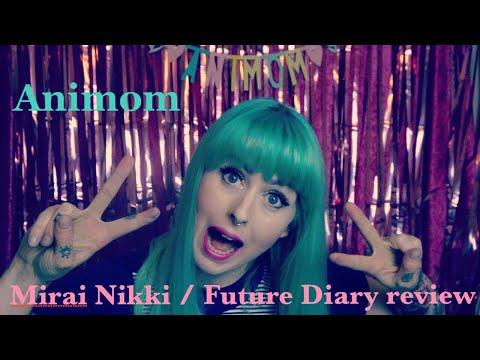 Mirai Nikki Future Diary Animom reviews