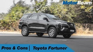 Toyota Fortuner - Pros & Cons   MotorBeam