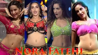 Nora Fatehi Hot & Sizzling Dance Compilation Tribute HD