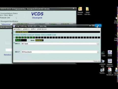 VCDS übersicht Leon 1P