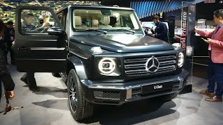 2019 Mercedes G-Class | Improved or Ruined?