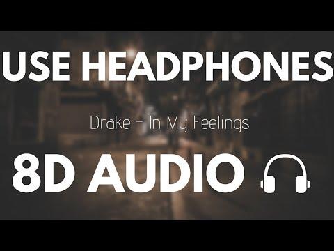 Download Lagu  Drake - In My Feelings 8D AUDIO Mp3 Free
