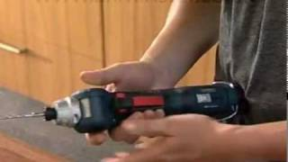 Bosch GWI 10.8V-Li Cordless Angle Screwdriver Li-Ion In L-Box
