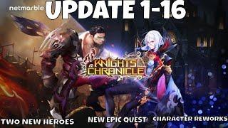 MARDUK WENT SHOPPING! Knights Chronicle Update 1-16
