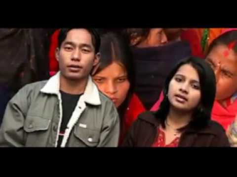 Royo Royo Mana - Nepali Lok Video Song By Raju Ale Mandabi Tripathi...