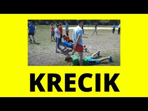KRECIK - Zabawa Ożywiająca