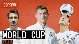 How Germany Became The Ultimate Tournament Team