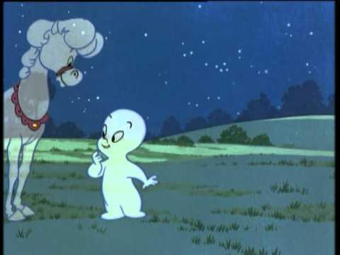 Casper the Friendly Ghost - Professor's Problem / Little Lost Ghost