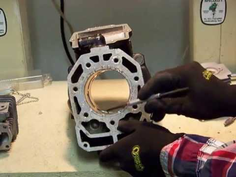 2 Stroke Exhaust Port explanation. Information and porting tips for 2 stroke cylinders.