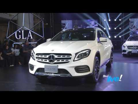The Coup Channel : เปิดตัว/เจาะลึก ครอบครัว The NEW Mercedes-Benz GLA-Class 3 รุ่น