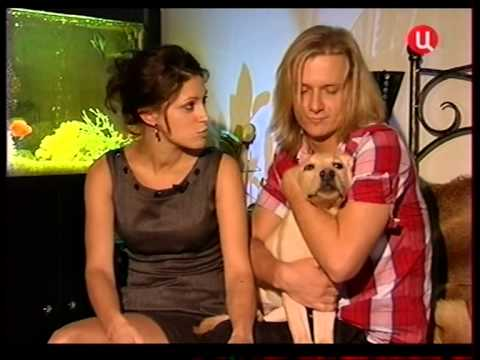 Наши любимые животные в гостях у Анастасии Макеевой и Глеба Матвейчука.