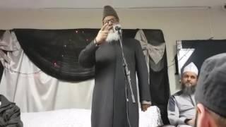 Huzoor Mufakire Islam on Allama Hanif Razvi رحمه الله