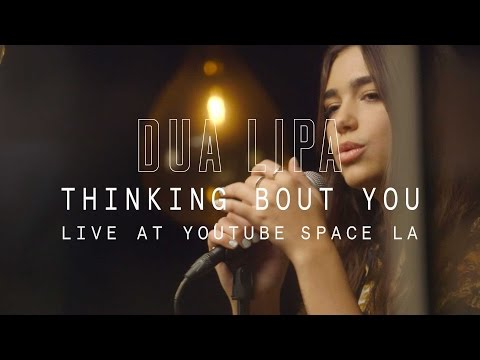Dua Lipa Thinking Bout You pop music videos 2016
