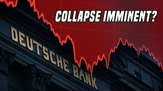 Deutsche Bank Cuts 18,000 Jobs | Is A Collapse Imminent?