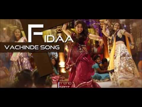 download lagu Vacchinde Song Dance From Fidaa.sai Pallavi And Varun.sekhar Kammula gratis