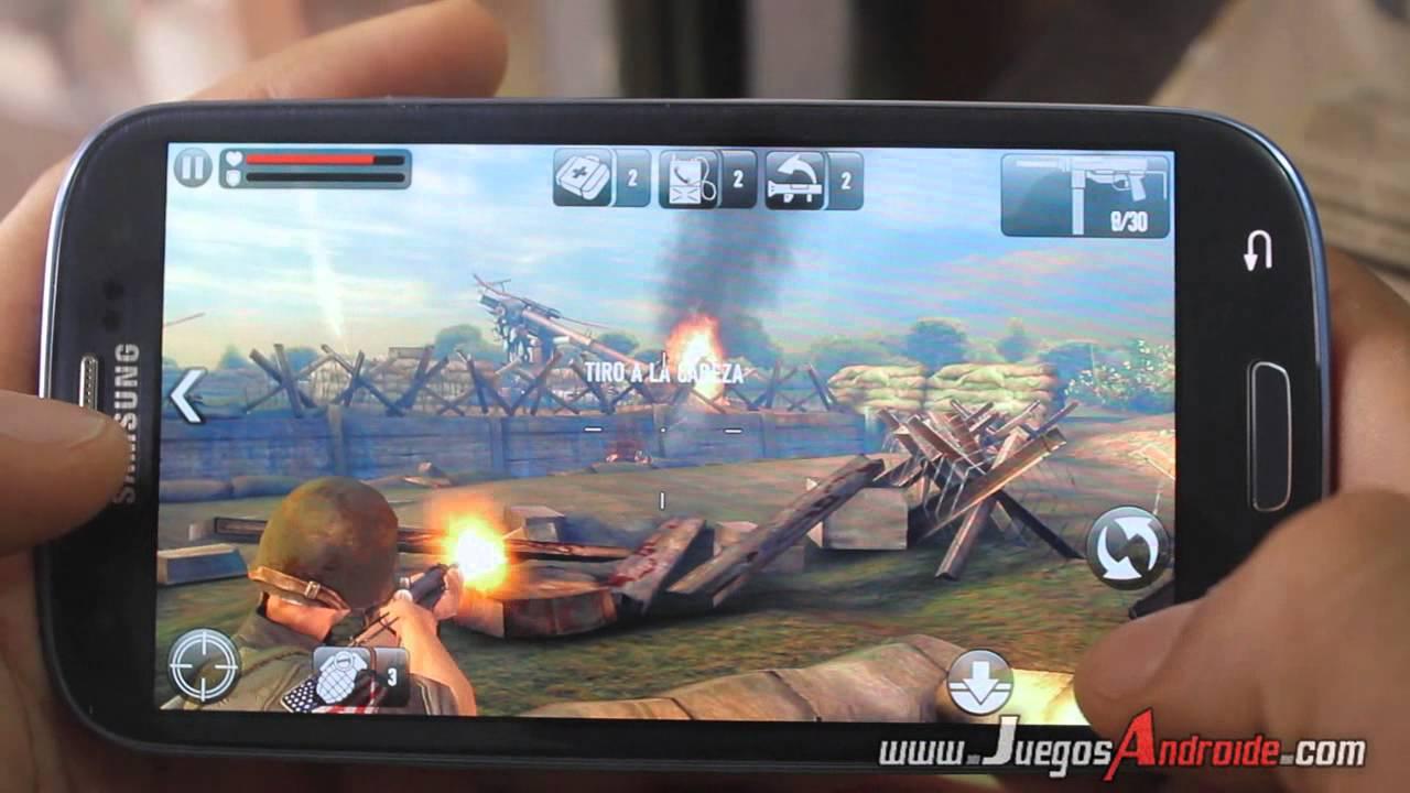 Juegos Para Android Nombres 10 Juegos Para Android Gratis