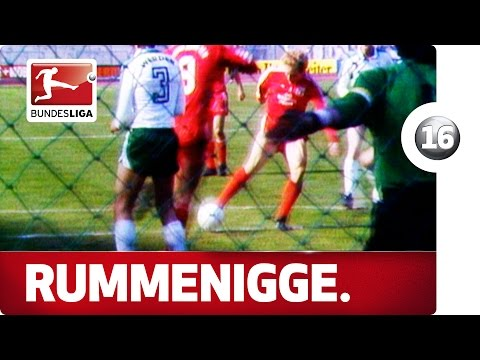 Top 5 Karl-Heinz Rummenigge Goals - Advent Calendar 2015 Number 16