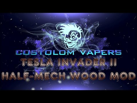 Обзор TESLA INVADER II     Review TESLA INVADER II