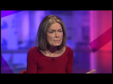 Feminist Gloria Steinem: 'women's bodies are ornamentation'