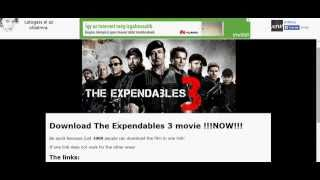 DOWNLOAD expendables 3 FREE