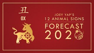 2020 Animal Signs Forecast: OX [Joey Yap]