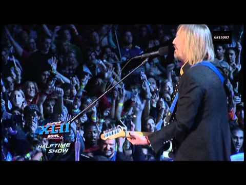 Tom Petty & The Heartbreakers - Super Bowl XLII (42) (live  2008) HD