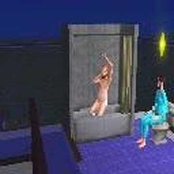 SIMS BATHTUB PIRATE