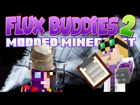 Minecraft - Flux Buddies 2.0 #4 - Steam Power