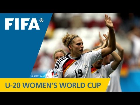 The last time Germany won the U-20 Women's World Cup