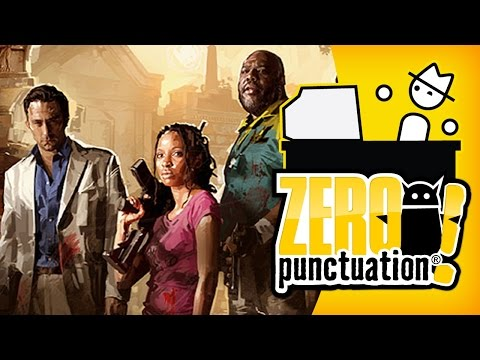 LEFT 4 DEAD 2 & NEW SUPER MARIO BROS WII (Zero Punctuation)