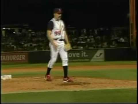 Will Ferrell Pitching For The Round Rock Express.mp4 video