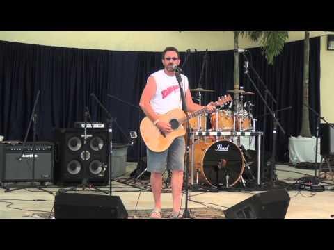 Dan Sullivan performed his song
