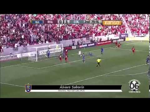 Goles de la Semana -- Michael Barrantes, Álvaro Saborío, Rodney Wallace, Óscar Rojas, Heiner Mora