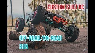 Custom built RWD RC buggy PLUS DIY trailer sneek peek