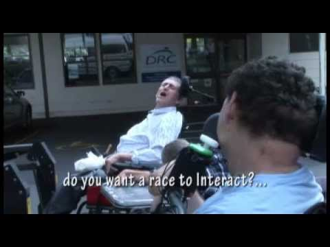 Cerebral Palsy Guys Having Fun- Part 1 of 2