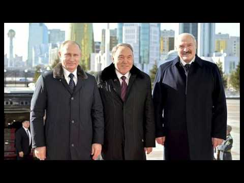 "Vladimir Putin Proposes ""Eurasian"" Currency Union"